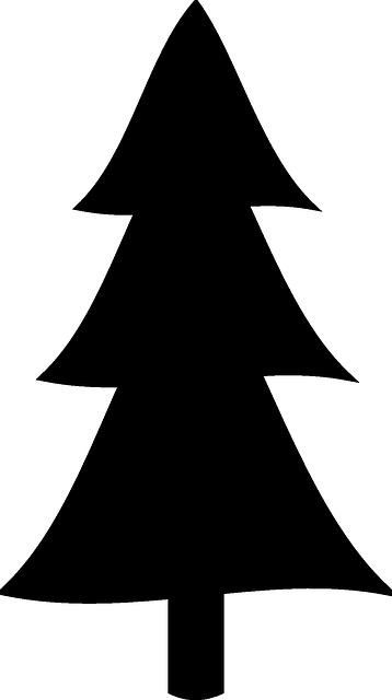 pine trees silhouette clipart panda free clipart images evergreen tree clip art black & white evergreen tree clipart free