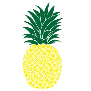 Use these free images for your websites  art projects  reports  and    Pineapple Logo Vector