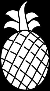 Pineapple Clip Art