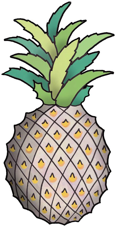 pineapple%20clipart