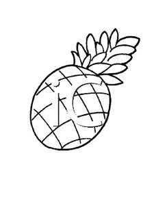 pineapple%20clipart%20black%20and%20white