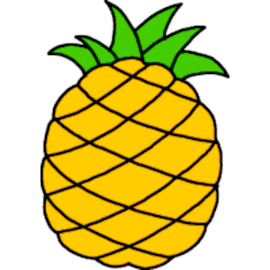 Pineapple 20clipart   Clipart Panda - Free Clipart Images