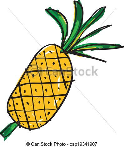 pineapple-logo-vector-can-stock-photo csp19341907 jpgPineapple Logo Vector
