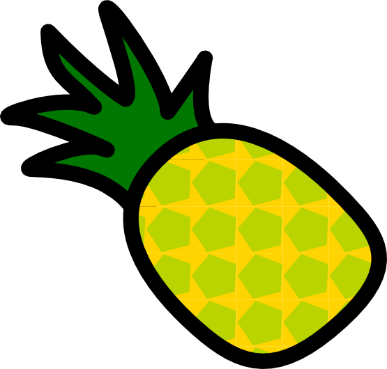 Pineapple Logo Vector | Clipart Panda - Free Clipart Images