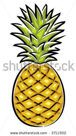 pineapple-logo-vector-stock-vector-pineapple-vector-illustration    Pineapple Logo Vector