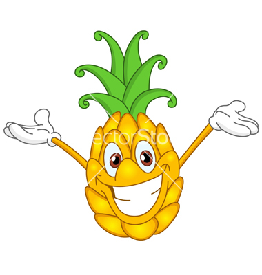 Pineapple vector | Clipart Panda - Free Clipart Images