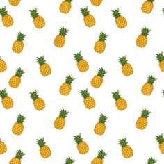 pineapple wallpaper patterns clipart panda   free