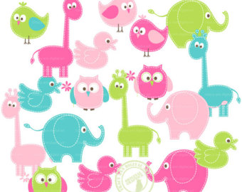 pink%20and%20gray%20owl%20clipart