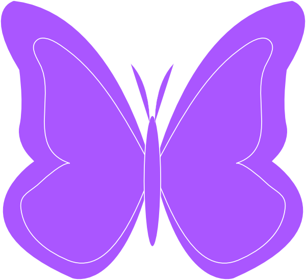 purple butterfly clip art free clipart panda free clipart images rh clipartpanda com  purple butterfly clip art free