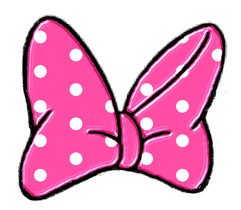 Pink Minnie Mouse Head | Clipart Panda - Free Clipart Images