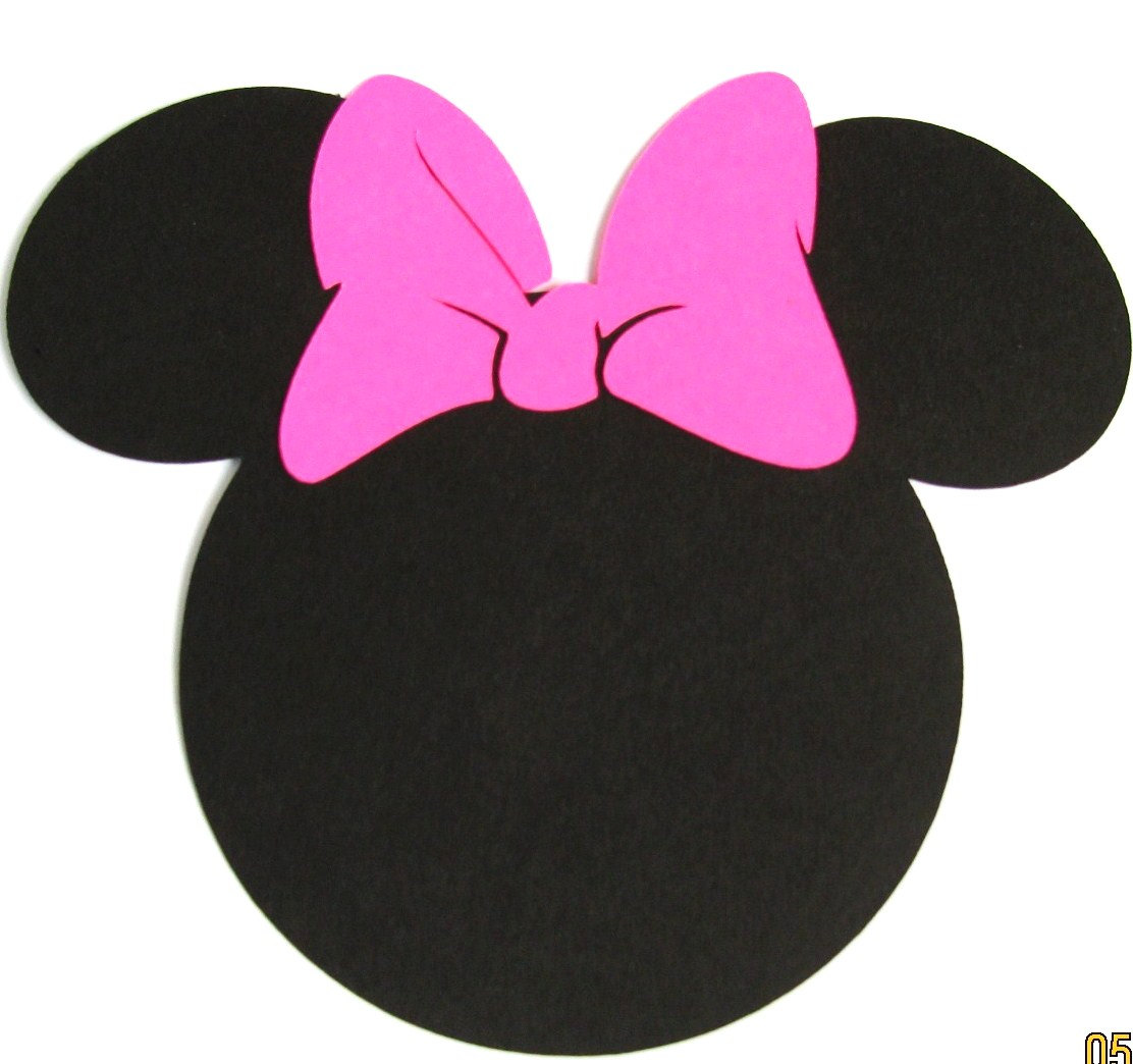 minnie mouse bow clip art clipart panda free clipart