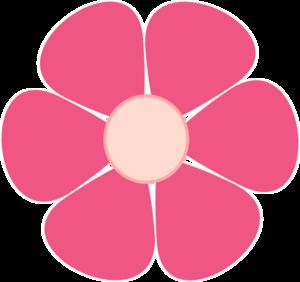 pink flower clip art vector clipart panda free clipart images rh clipartpanda com light pink flower clipart light pink flower clipart