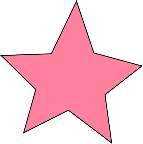 pink star clip art image clipart panda free clipart images rh clipartpanda com Pink Star Border Clip Art Pink Star Border Clip Art