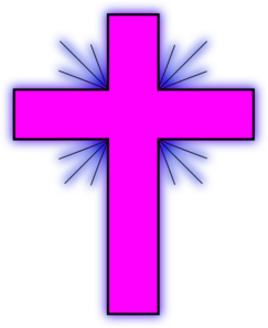 Pink Cross Clipart | Clipart Panda - Free Clipart Images