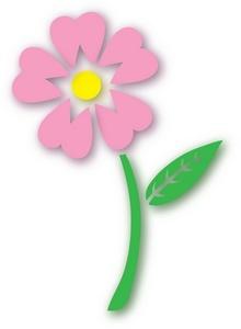Pink Daisy Flower Clipart | Clipart Panda - Free Clipart ...