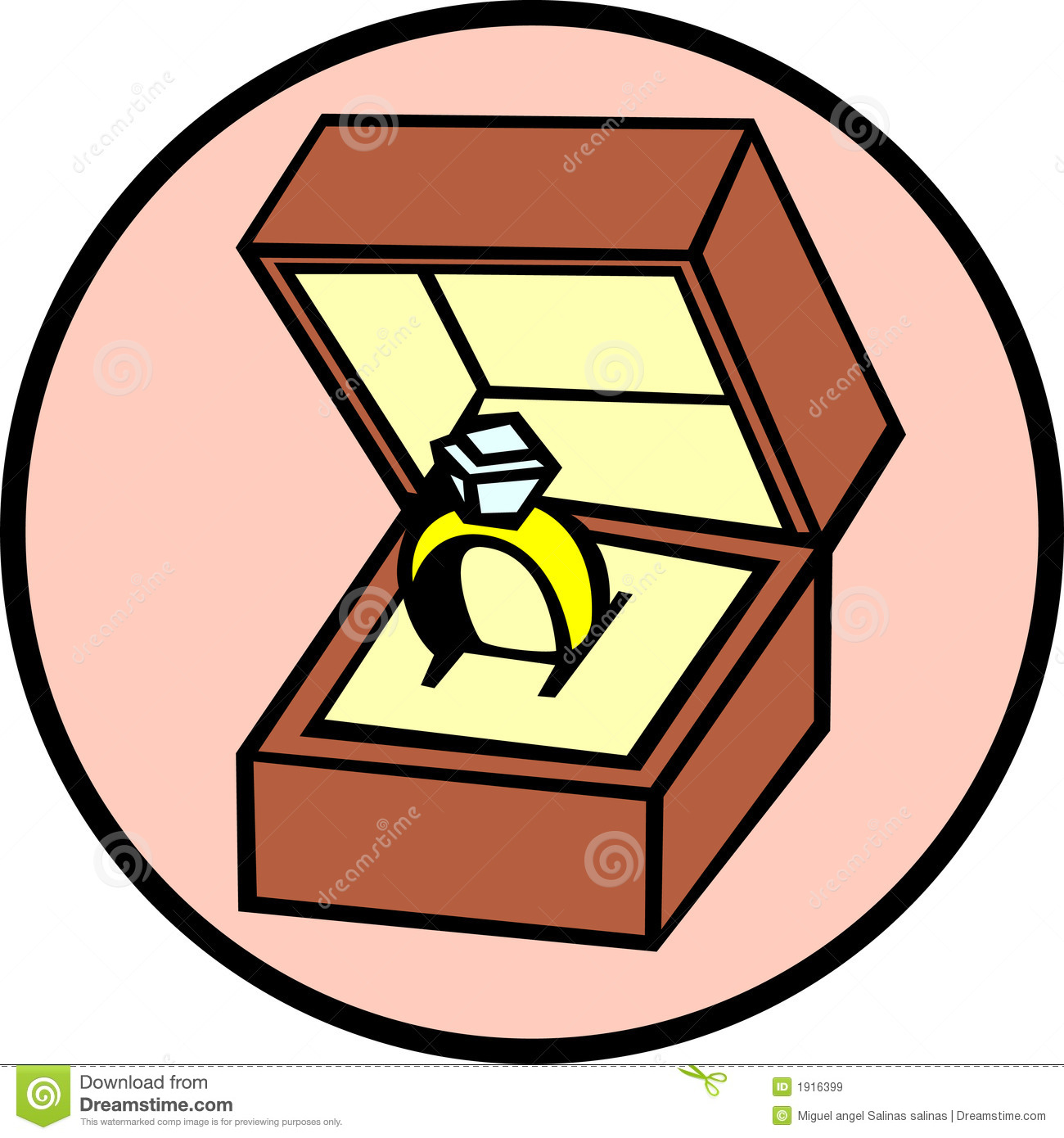 two gold resting portfolio of by bridal wedding derocz clipart illustration dero rings together