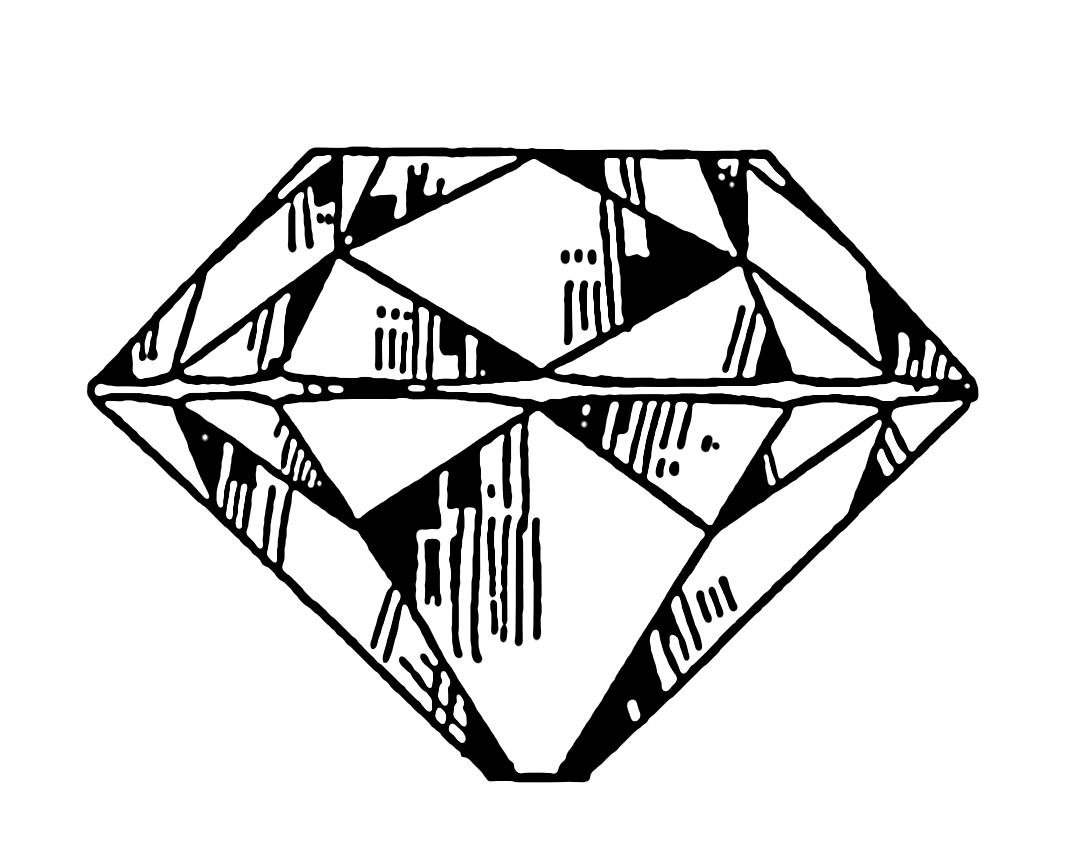 Diamond Drawing pink 20diamond 20drawing