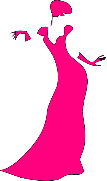 Pink Dress Clipart | Clipart Panda - Free Clipart Images