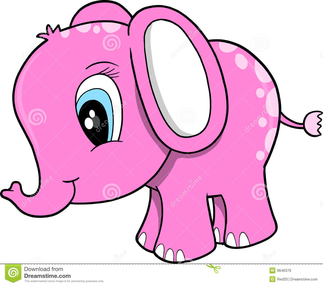 elephant clipart panda - photo #17