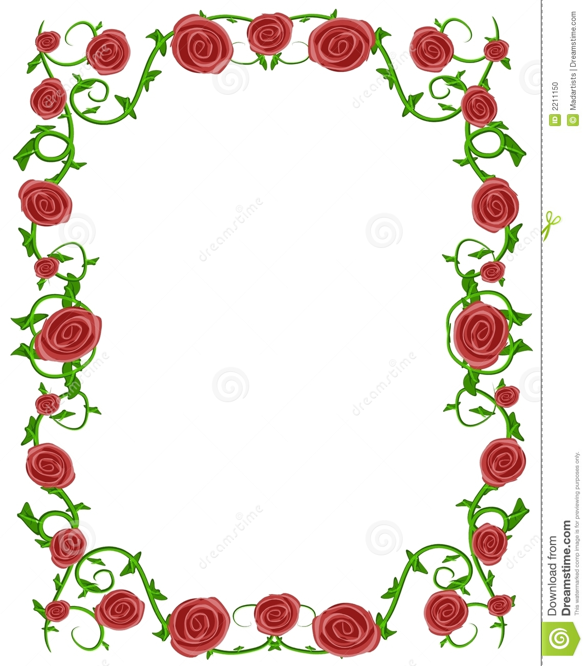 Pink Flower Border Clip Art | Clipart Panda - Free Clipart ...