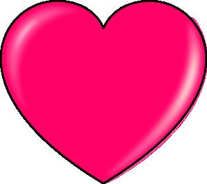 Clip Art Pink Heart Clip Art pink hearts clipart panda free images