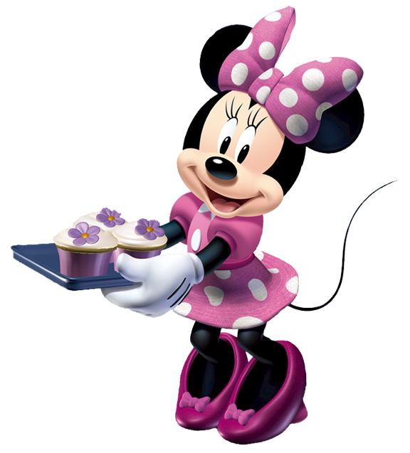 Minnie Mouse Bowtique Cupcake Cake