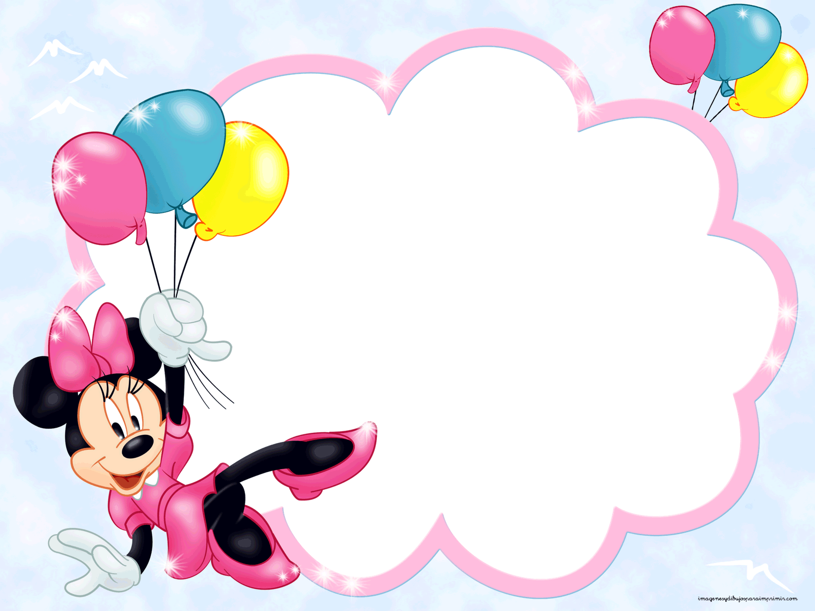 Red Minnie Mouse Wallpaper