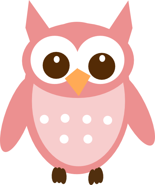 rose pink owl clip art clipart panda free clipart images rh clipartpanda com cute pink owl clipart pink baby owl clipart
