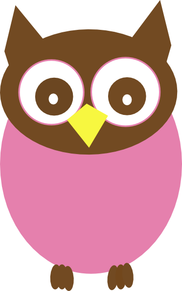pink owl clip art vector clipart panda free clipart images rh clipartpanda com pink and purple owl clipart