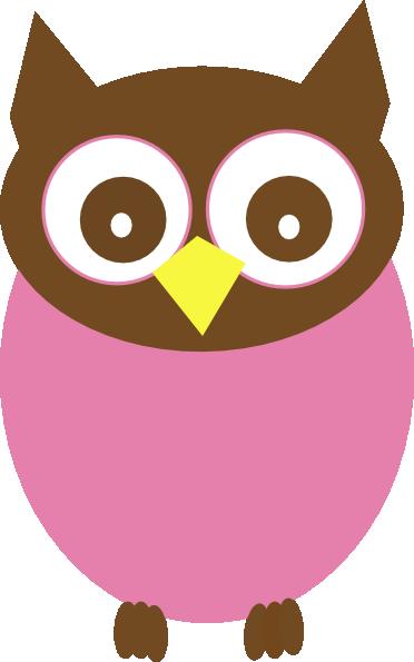 pink owl clip art vector clipart panda free clipart images rh clipartpanda com pink baby owl clip art pink and grey owl clip art