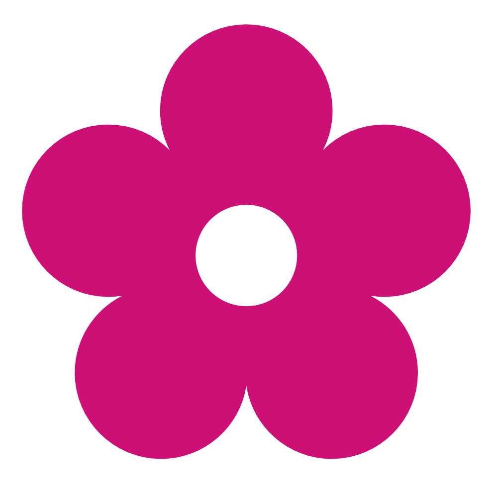 Clipart Pink Flowers   Clipart Panda - Free Clipart Images
