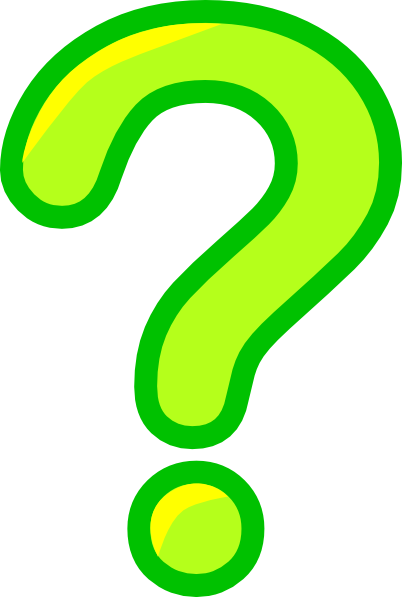 Question Mark Clip Art Black And White Png Question Mark Clip Art...
