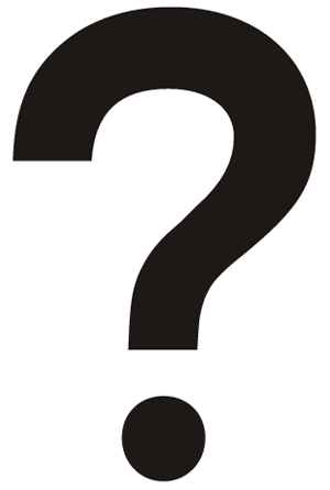 Question Mark Clip Art Black And White Png | Clipart Panda ... Question Mark Black And White Clip Art