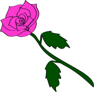 single rose clip art clipart panda free clipart images rh clipartpanda com rose clip art free download purple rose clipart free