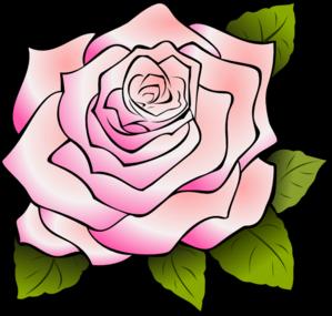 Tiny Roses Clip Art