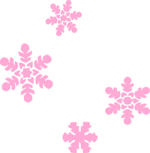 pink snowflake clipart clipart panda free clipart images