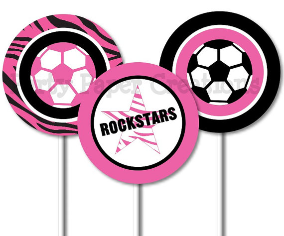 Pink Soccer Ball Clip Art | Clipart Panda - Free Clipart Images