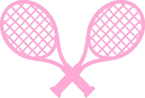 Pink Tennis Racket Clipart Clipart Panda Free Clipart