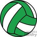 pink volleyball clip art 1357046 tn_volleyball green