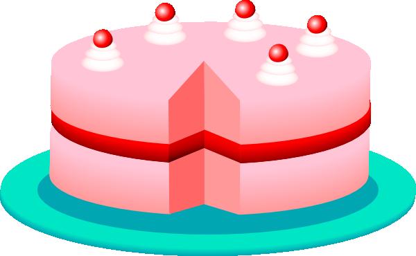 Pink Wedding Cake Clip Art   Clipart Panda - Free Clipart ...