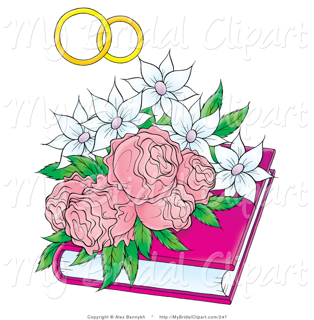 Wedding Flowers Clip Art | Clipart Panda - Free Clipart Images