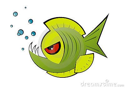 angry green cartoon piranha clipart panda free clipart images rh clipartpanda com piranha clipart piranha fish clipart