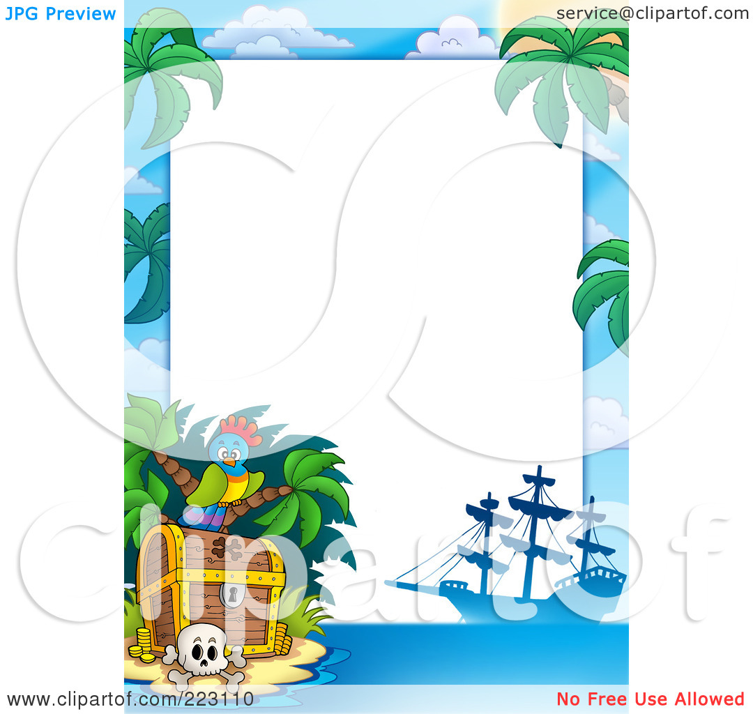 pirate border clipart clipart panda free clipart images pirate ship clip art images pirate ship clip art images