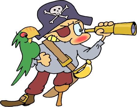 Pirate Clip Art