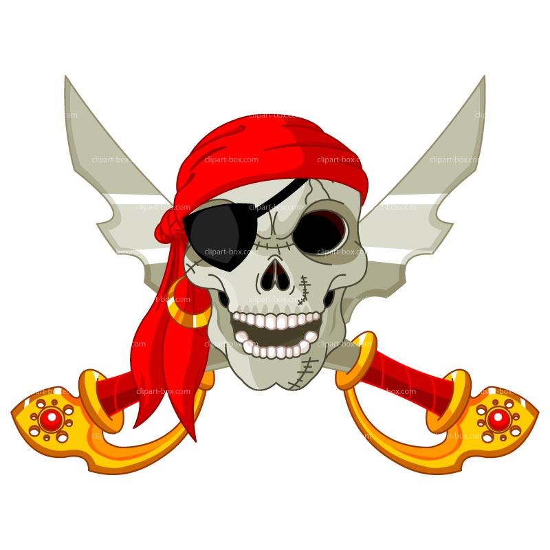 Pics Photos - Pirate Clipart Free Graphics Of Pirate Flag Ship Sword ...