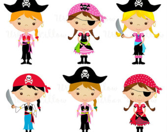 Boy Pirate Clipart For Kids | Clipart Panda - Free Clipart ...