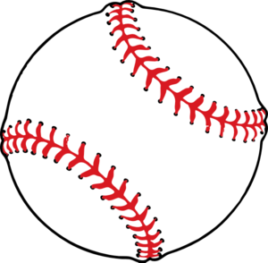 Baseball Ball Clipart Black And White | Clipart Panda ...