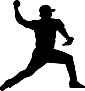 Baseball Player Clip Art – Cliparts
