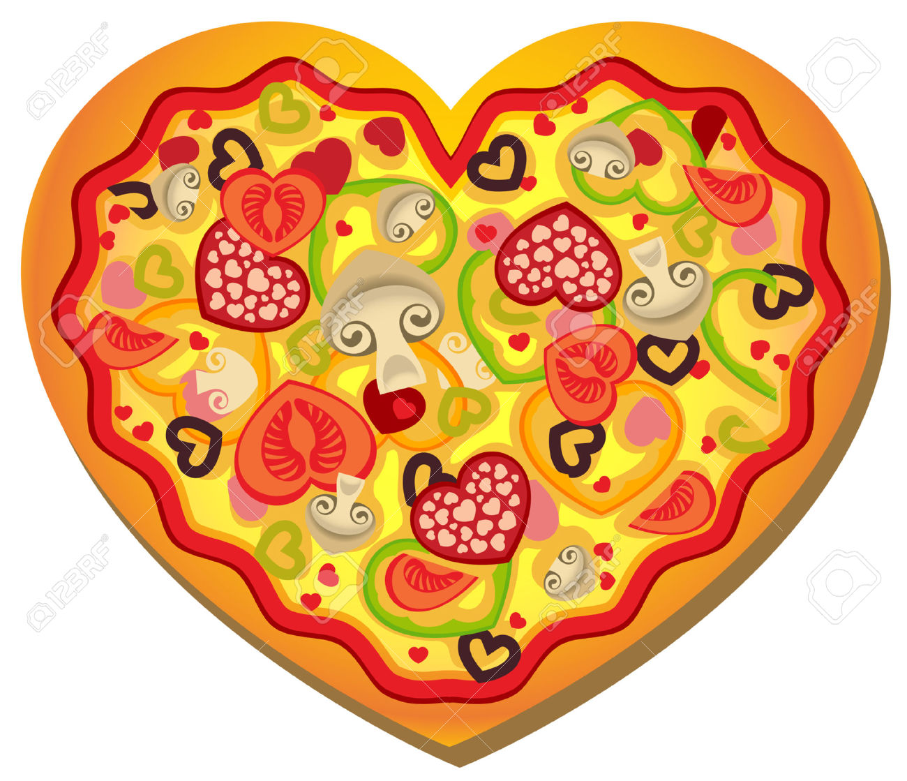 pizza clipart free clipart panda free clipart images rh clipartpanda com clipart of pizza chiena easter bread clipart of pizza toppings