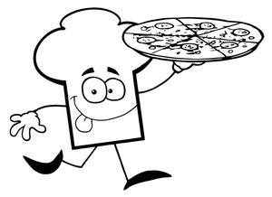 pizza clipart black and white clipart panda free clipart images rh clipartpanda com eat pizza clipart black and white eat pizza clipart black and white